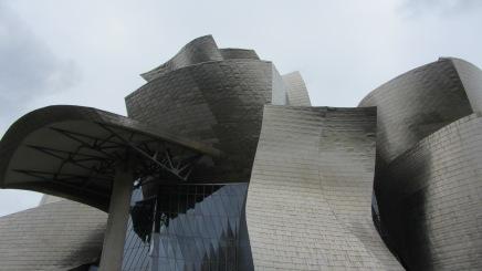 Lil stroll through Bilbao.