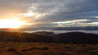 Sunrise in Galicia