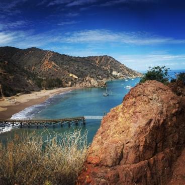 Catalina, White's Landing